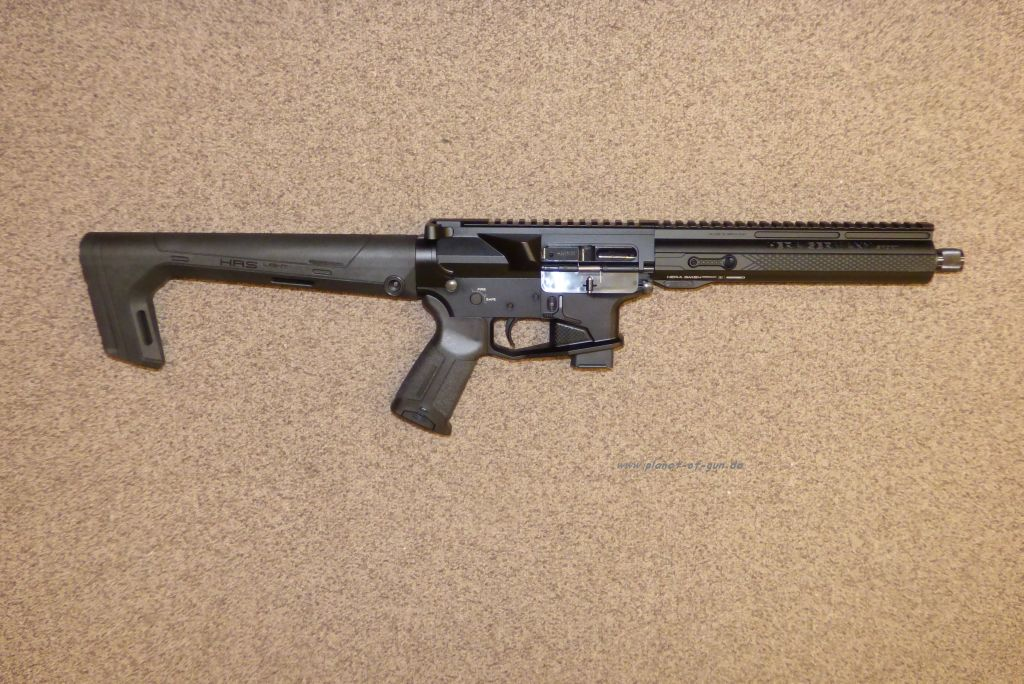 Schmeisser ar15 9mm